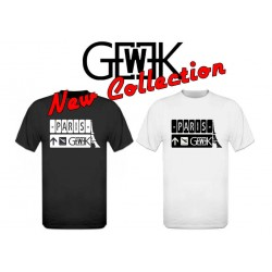 T-shirt Gewek paris City